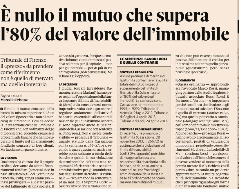 S i a studio italia vairo partners fai chiarezza nei tuoi rapporti bancari e finanziari - Perizia valore immobile ...